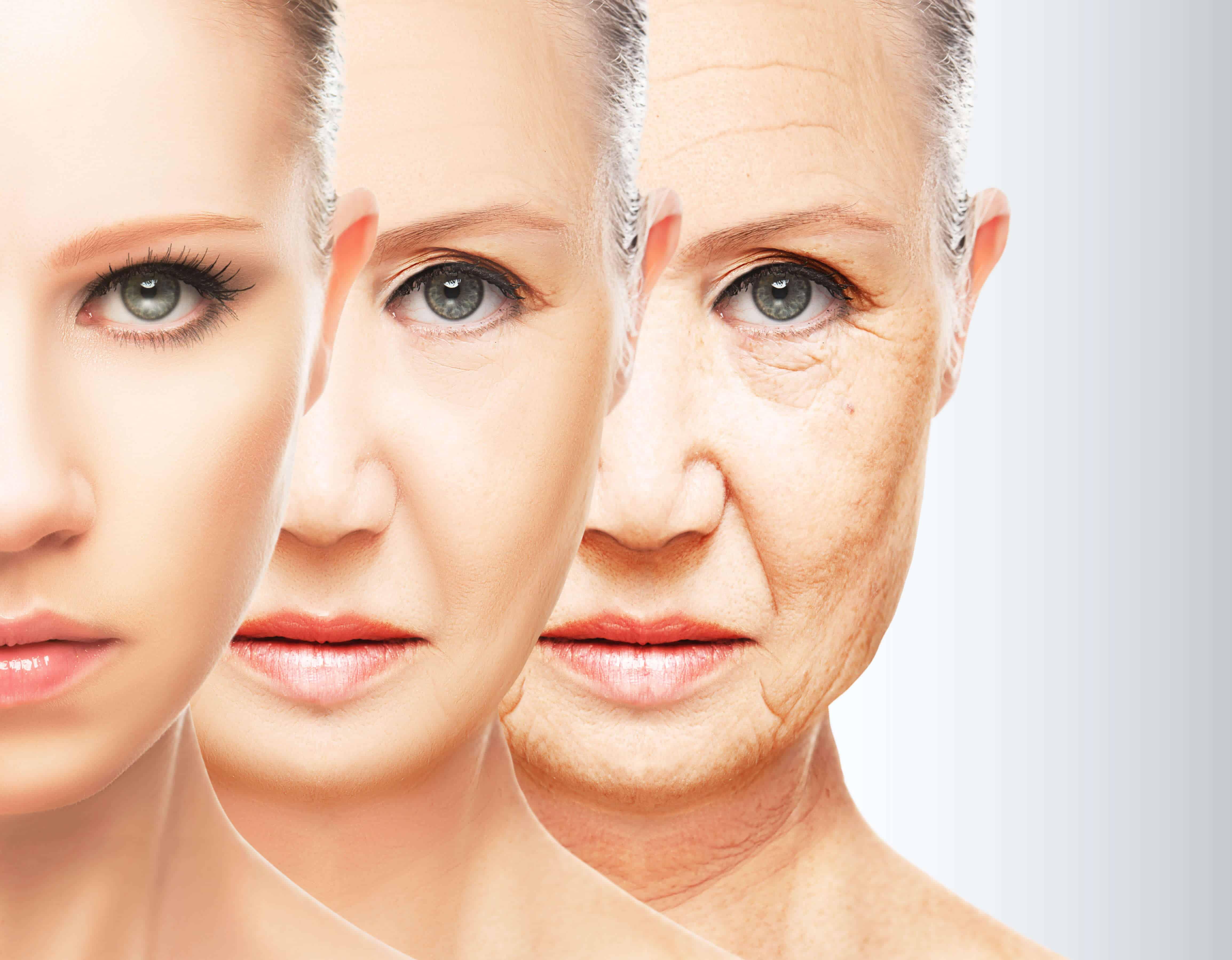 Lão hóa da và cách phòng tránh